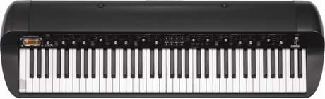 KORG SV1-73 BK Přenosné digitální stage piano