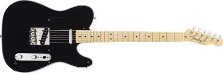 FENDER Classic Player Baja Telecaster MN BK Elektrická kytara