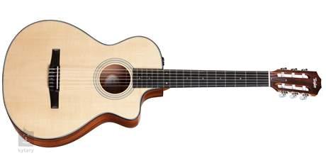 TAYLOR 312ce-N Klasická elektroakustická kytara