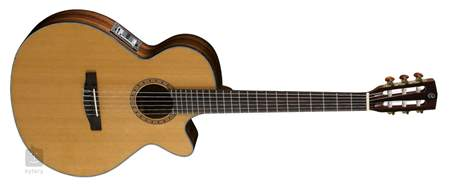 CORT CEC-7 NAT Klasická elektroakustická kytara