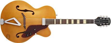 GRETSCH G100CE Synchromatic Cutaway Semiakustická kytara