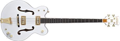 GRETSCH G6136LSB White Falcon Bass Semiakustická baskytara