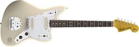FENDER Johnny Marr Jaguar RW OW Elektrická kytara