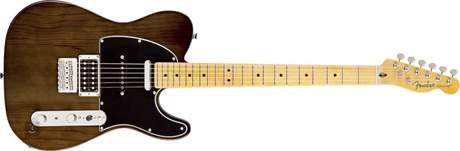 FENDER Modern Player Telecaster Plus MN CHT Elektrická kytara