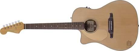 FENDER Sonoran SCE LH NA Levoruká elektroakustická kytara
