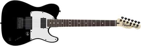 FENDER SQUIER Squier Jim Root Telecaster RW FB Elektrická kytara