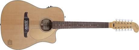 FENDER Villager 12 String NA Dvanáctistrunná elektroakustická kytara