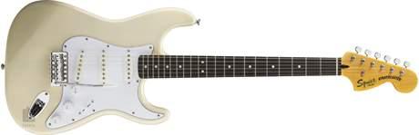 FENDER SQUIER Vintage Modified Stratocaster RW VB Elektrická kytara