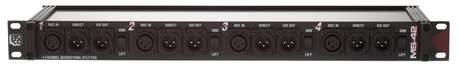 PRO CO MS42A Mikrofonní splitter