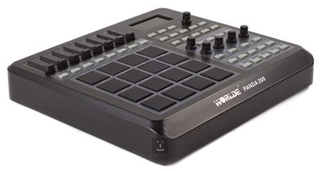 WORLDE PANDA 200 BK MIDI kontroler, controler, ovladač