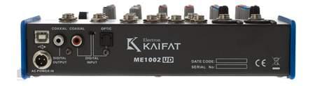 KAIFAT ME1002UD Analogový mixážní pult