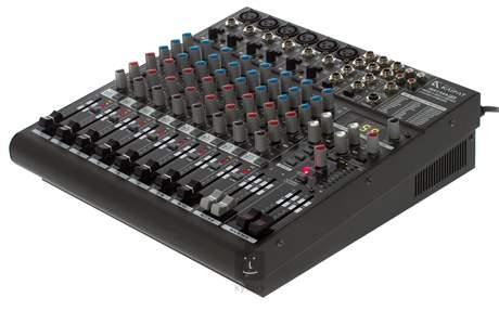 KAIFAT MX 1404 FX Analogový mixážní pult