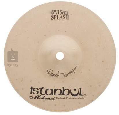 "ISTANBUL MEHMET 6"" Traditional splash Činel splash"