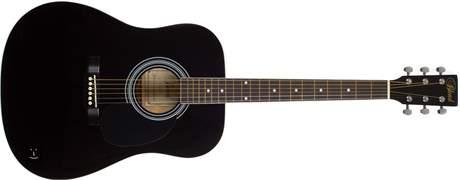 BLOND DJO-610-BK Akustická kytara