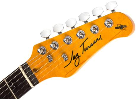 JAY TURSER JT-301-BK Elektrická kytara