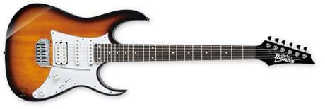 IBANEZ GRG 140 SB (použité) Elektrická kytara
