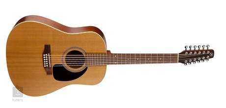 SEAGULL Coastline S12 Cedar Dvanáctistrunná akustická kytara