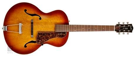 GODIN 5th Avenue Cognac Burst SG Akustická kytara