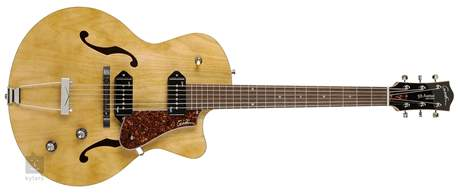 GODIN 5th Avenue CW Kingpin II Natural Semiakustická kytara