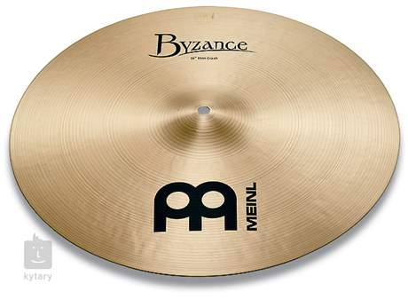 "MEINL 16"" Byzance Traditional Thin Crash Činel crash"