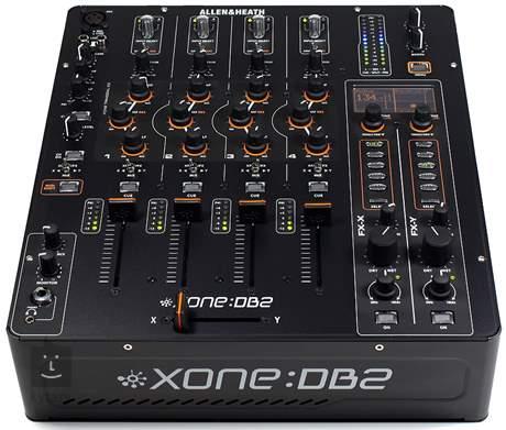 ALLEN&HEATH XONE:DB2 DJ mixpult