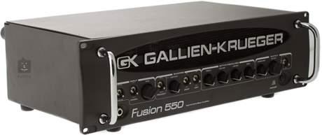GALLIEN-KRUEGER Fusion 550 Baskytarový hybridní zesilovač