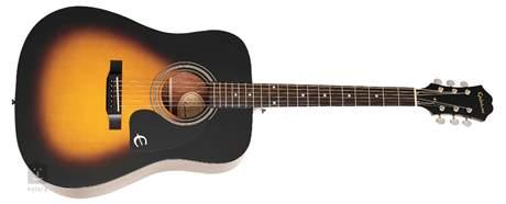 EPIPHONE DR-100 VS Akustická kytara