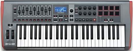 NOVATION Impulse 49 USB/MIDI keyboard