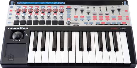 NOVATION ReMOTE 25 SL MKII USB/MIDI keyboard