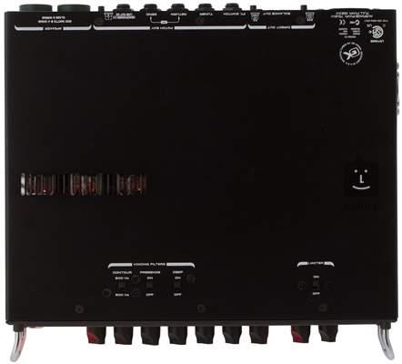 GALLIEN-KRUEGER MB Fusion 500 Baskytarový hybridní zesilovač