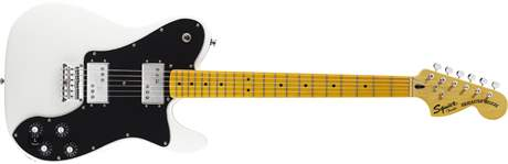 FENDER SQUIER Vintage Modified Telecaster Deluxe MN OW Elektrická kytara