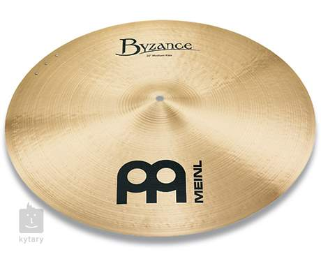 "MEINL 20"" Byzance Traditional Medium Sizzle Ride Činel ride"