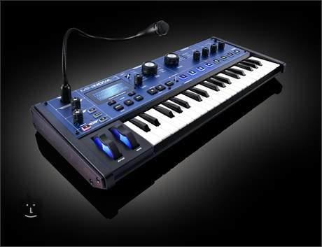 NOVATION miniNOVA Virtuální analogový syntezátor, vokodér