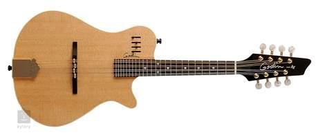 GODIN A8 Natural SG Elektroakustická mandolína