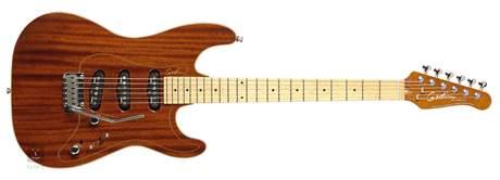 GODIN RG-3 Natural MN Elektrická kytara