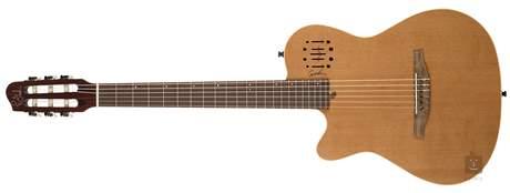 GODIN Multiac Nylon Encore LH Natural SG Levoruká elektroakustická kytara
