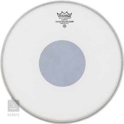 """REMO 10"""" Controlled Sound Coated Blána na snare bubínek a tomy"""