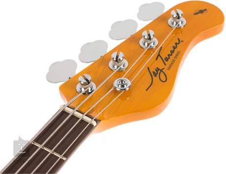 JAY TURSER JTB-400C-BK Elektrická baskytara