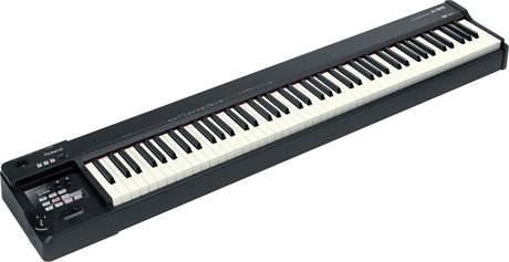 ROLAND A-88 USB/MIDI keyboard