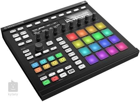 NATIVE INSTRUMENTS Maschine MK2 BK MIDI kontroler, groove software