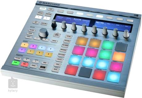 NATIVE INSTRUMENTS Maschine MK2 WH MIDI kontroler, groove software