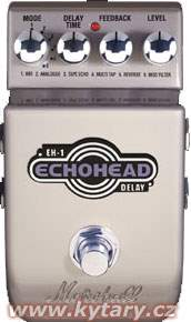 MARSHALL EH-1 Echohead Kytarový efekt