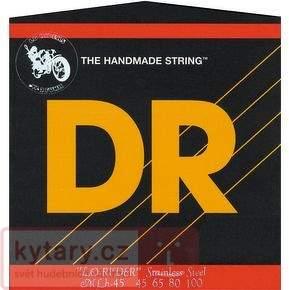 DR MR6-30-130 Struny pro šestistrunnou baskytaru