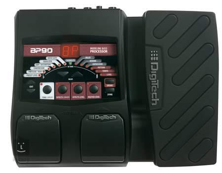 DIGITECH BP90 Baskytarový multiefekt