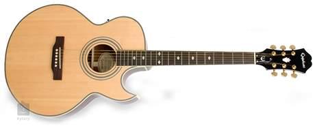 EPIPHONE PR5E NA Elektroakustická kytara