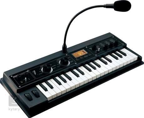 KORG microKORG XL+ Syntezátor, vokodér