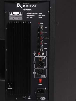 KAIFAT PS 215 A Aktivní reprobox