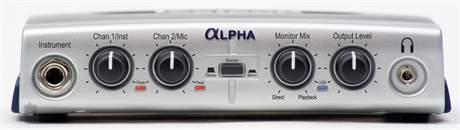 LEXICON ALPHA USB zvuková karta