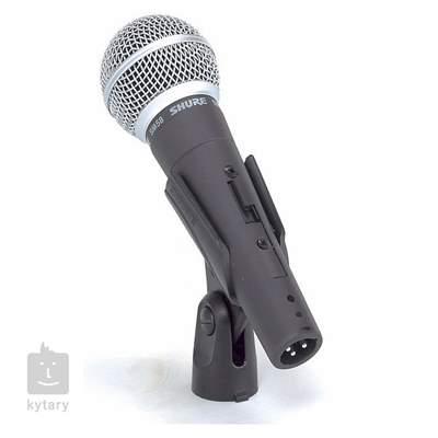 SHURE SM58 SE Dynamický mikrofon s vypínačem