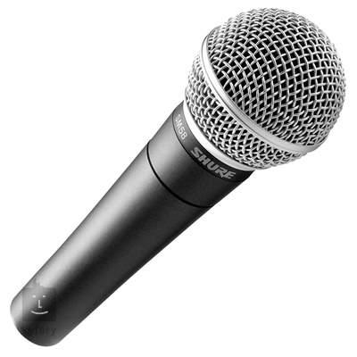 SHURE SM58 LCE Dynamický mikrofon